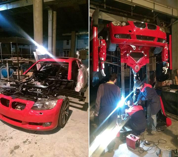 Türk mühendislerden yerli üretim Transformers: Karşınızda Letrons