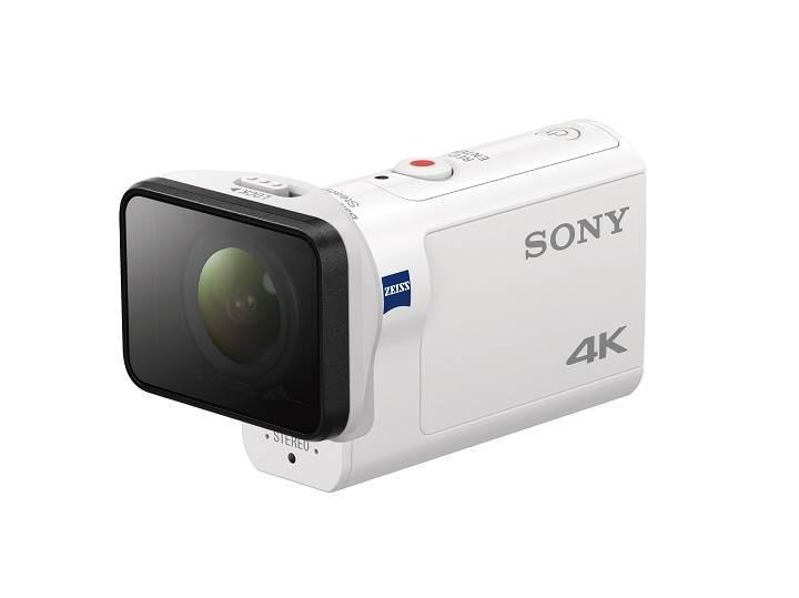 Sony FDR-X3000R ve HDR-AS300R aksiyon kameraları duyuruldu