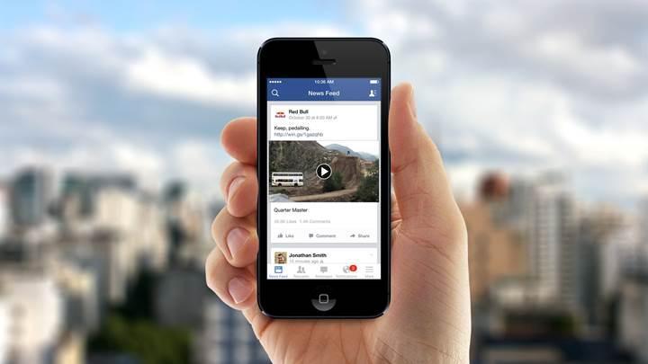 'Facebook video izlenme oranlarını abartıyor'