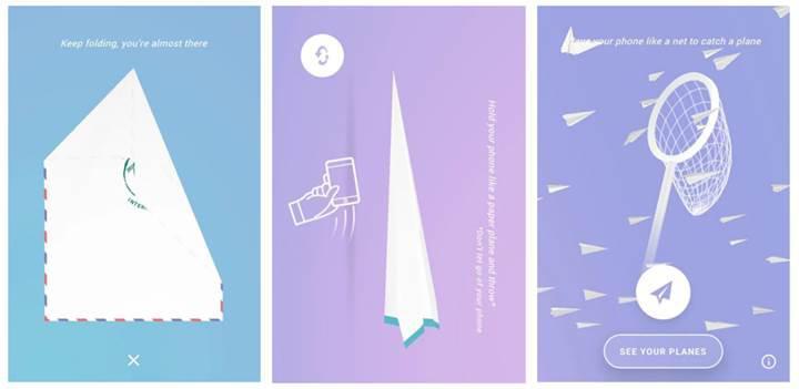 Paper Planes ile en keyifli kağıt uçak macerası