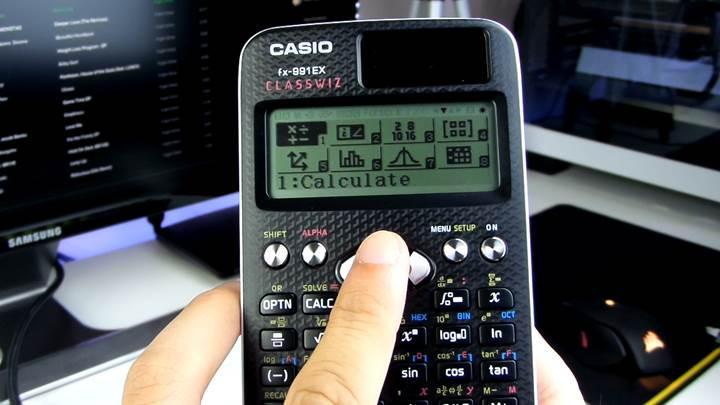 Casio FX-991EX ClassWiz bilimsel hesap makinesi incelemesi 'Hızlı Güzel'