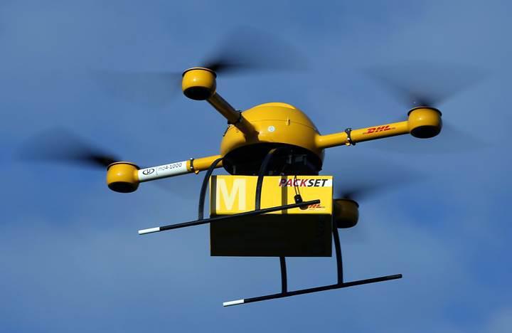 PTT, drone'lar ile kargo teslimatı yapmaya hazırlanıyor