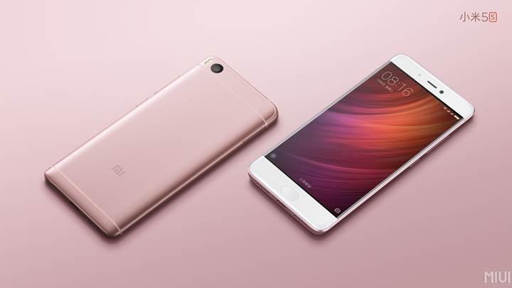 Xiaomi Mi 5S ve Mi 5S Plus duyuruldu