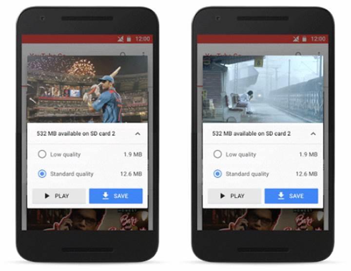 YouTube Go ile artık videoları indirebilecek ve çevrimdışı izleyebileceksiniz