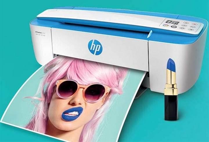 HP'den dünyanın en küçük hepsi bir arada inkjet yazıcı modeli