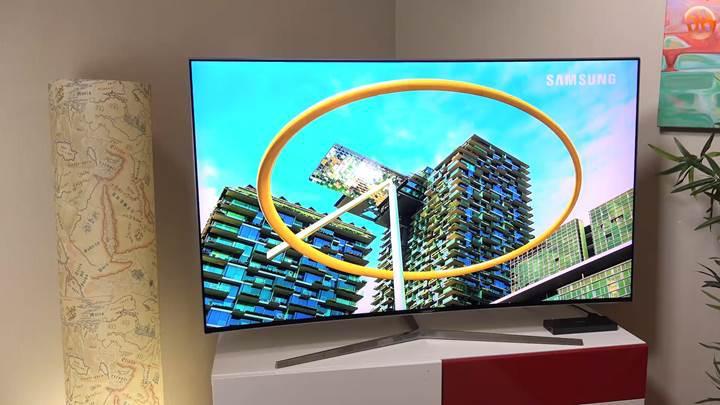 Samsung 55KS9500 SUHD Kavisli TV incelemesi