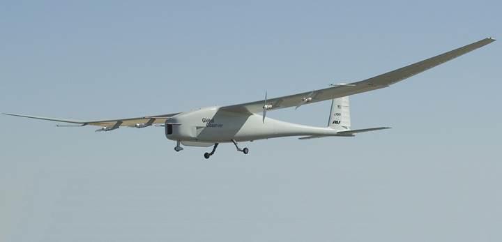 Yerli insansız hava aracı Puma görev yapmaya başladı