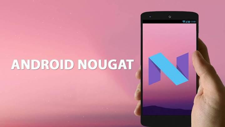 Android 7.0 Nougat yüklü olarak satın alabileceğiniz akıllı telefonlar