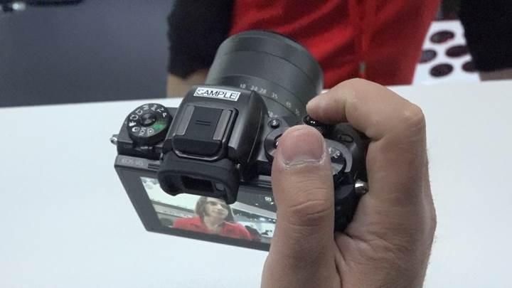 Canon EOS M5 ön inceleme 'Yeni nesil vLOG kamerası ve dahası...'