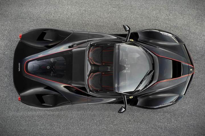 Ferrari LaFerrari artık daha çılgın