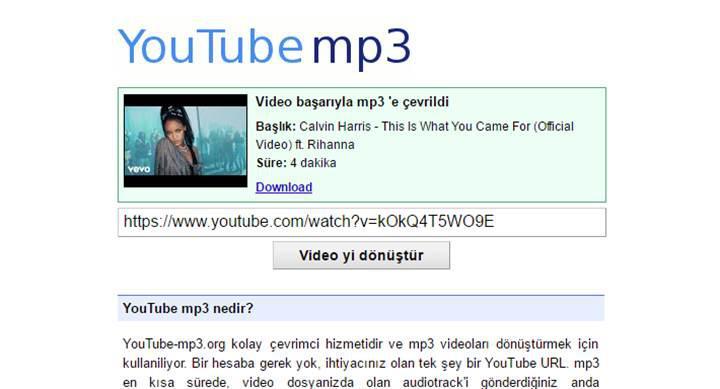 Müzik şirketleri YouTube videolarını MP3 formatında indirmeyi sağlayan siteye dava açtı