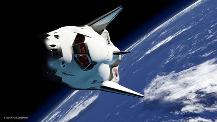 Türk girişimcinin uzay aracı Dream Chaser, Birleşmiş Milletler için uçacak
