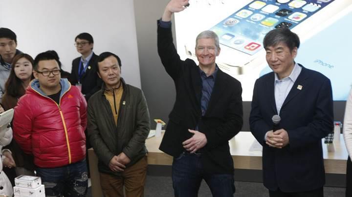 Apple, Çin'de büyük bir Ar-Ge merkezi açıyor