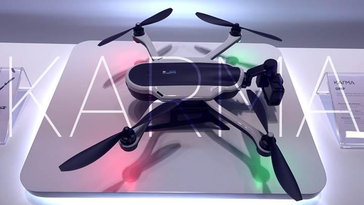 GoPro Karma drone ön inceleme videosu