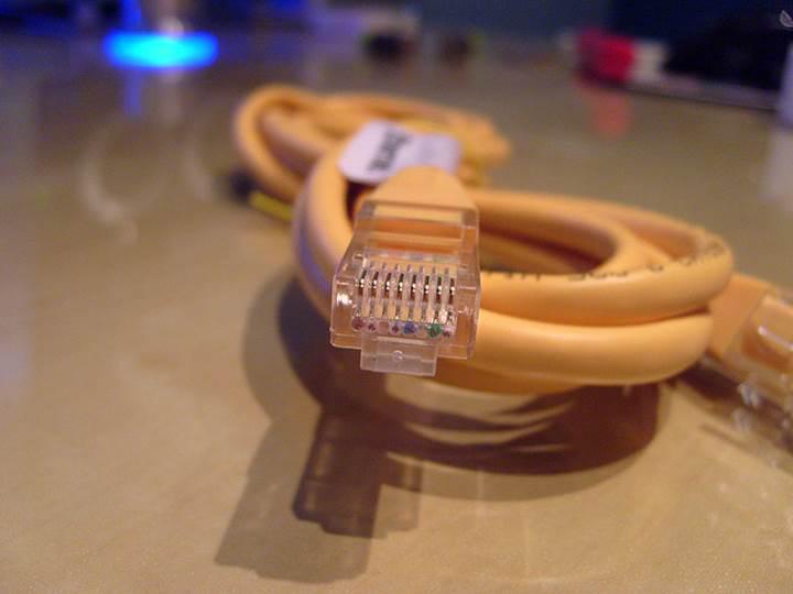 Standart Ethernet kabloları üzerinden 5Gbps hız mümkün oluyor