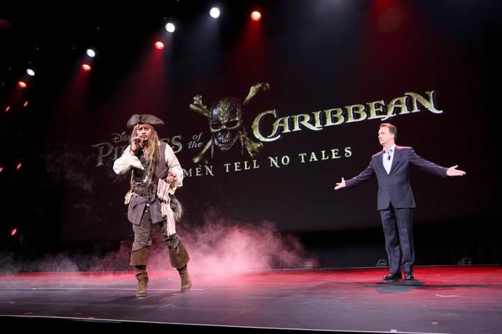 Karayip Korsanları 5'ten ilk fragman: Dead Men Tell No Tales