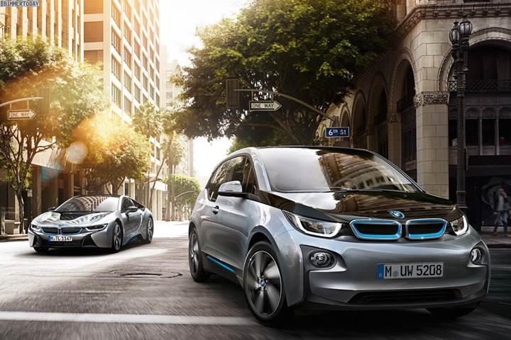 BMW'den tamamen elektrikli araç atağı