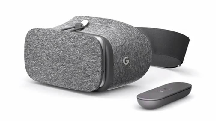 Google Daydream gözlükleri tanıtıldı