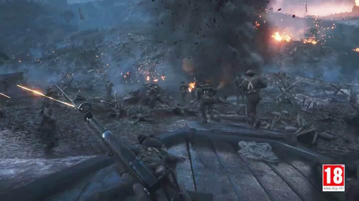 Battlefield 1′in Çanakkale Savaşı videosu büyük tepki çekti