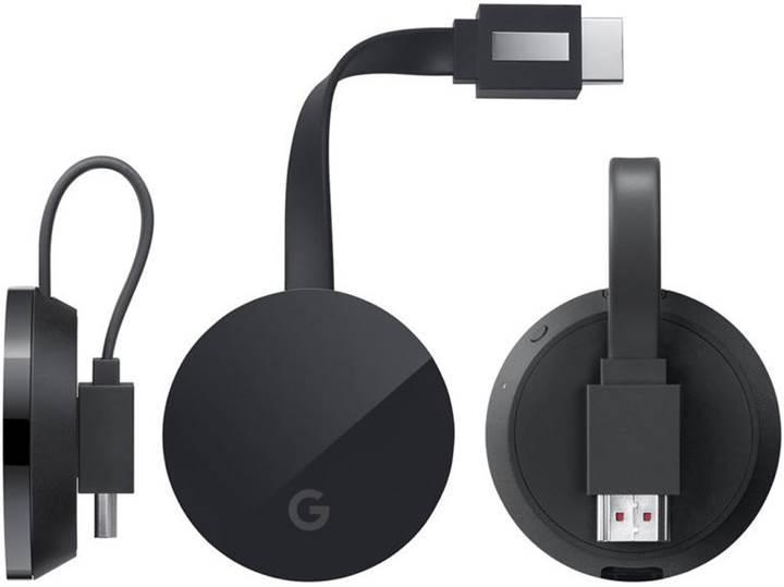 Chromecast, 4K çözünürlüğe terfi etti