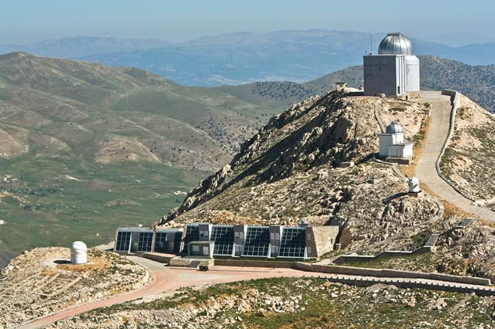 Türkiye'ye yerli tasarıma sahip olacak dev teleskop: Avrupa'nın en büyüğü