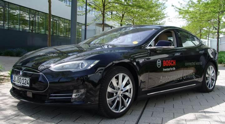 Victoria Eyaleti sürüsücüz araç geliştirmek için Bosch ile ortaklık kurdu