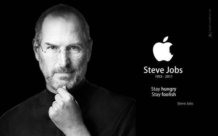Steve Jobs, ölümünden 5 yıl sonra bile teknoloji dünyasının en popüler ismi
