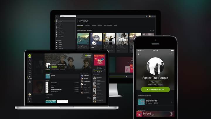 Spotify'ın ücretsiz sürümü malware içeren reklamlar gösteriyor