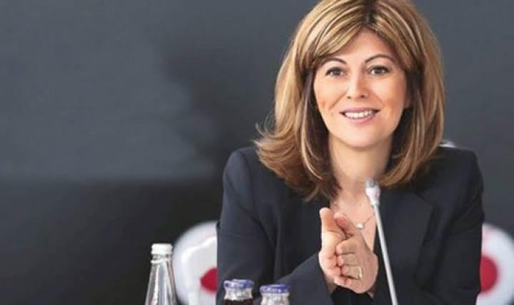 Vodafone Türkiye'nin yeni Yönetim Kurulu Başkanı Serpil Timuray oldu