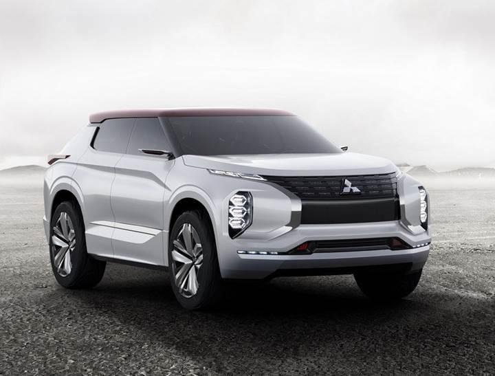 Mitsubishi'den geleceğin modellerini açık eden SUV: GT-PHEV