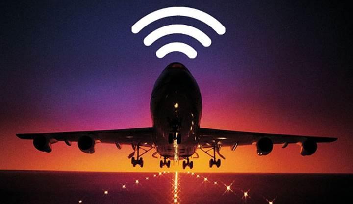 Honeywell'in yeni nesil uçak Wi-fi ağı ile kesintsiz internet