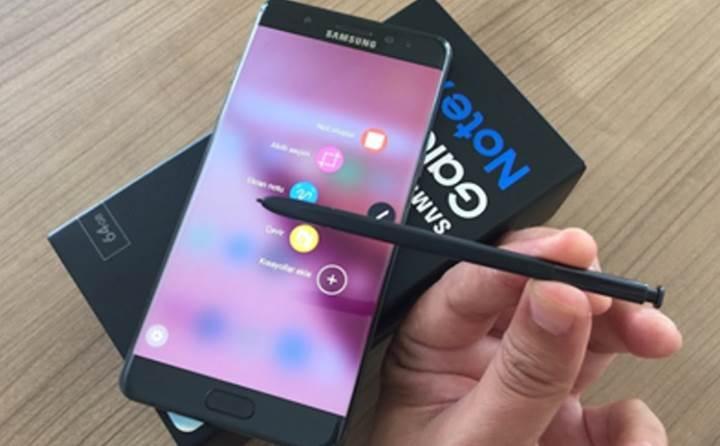 Samsung'un toplam faaliyet karı son olaylardan etkilenmiyor