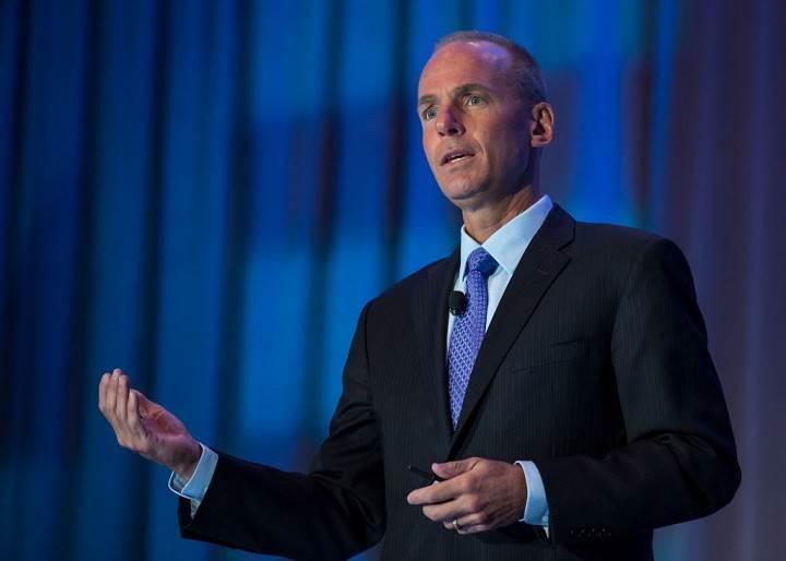 Boeing CEO'su: Mars'a ilk insanı biz taşıyacağız