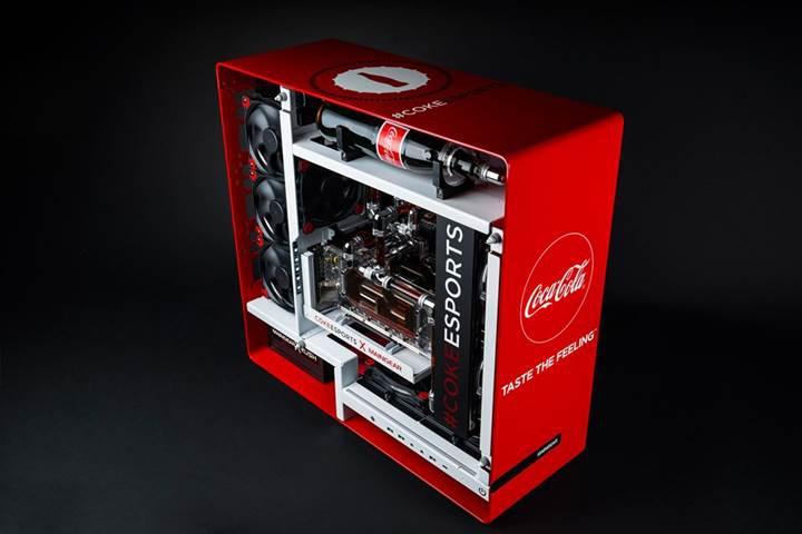 En güçlü oyuncu sistemine Coca-Cola imzası