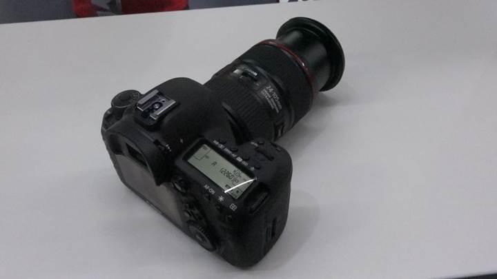 Canon 5DMark IV ön inceleme videosu