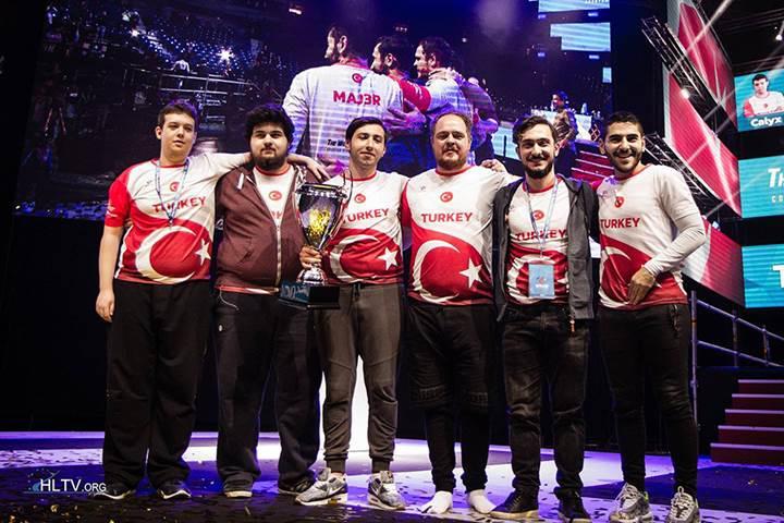 Türkiye Milli Takımı, CS:GO Dünya Şampiyonu oldu