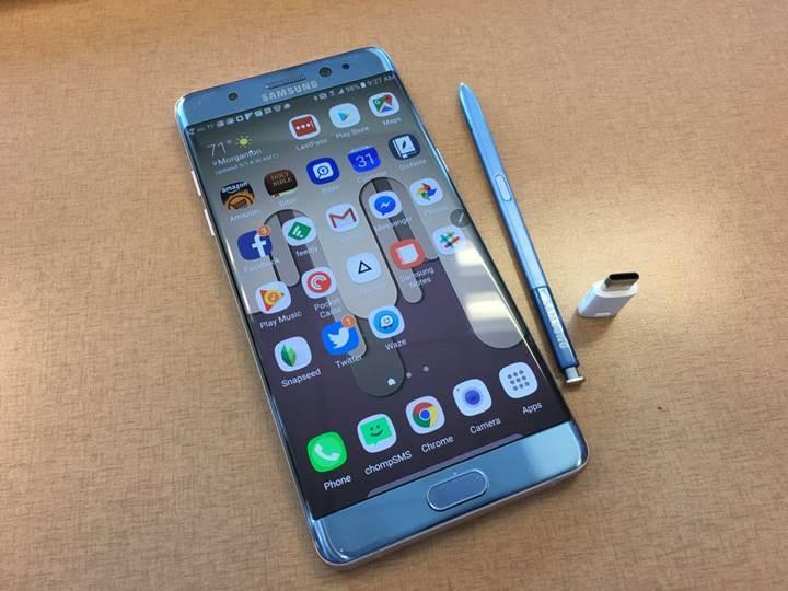 Türkiye ve ABD sivil havacılık teşkilatlarından Galaxy Note 7 uyarısı