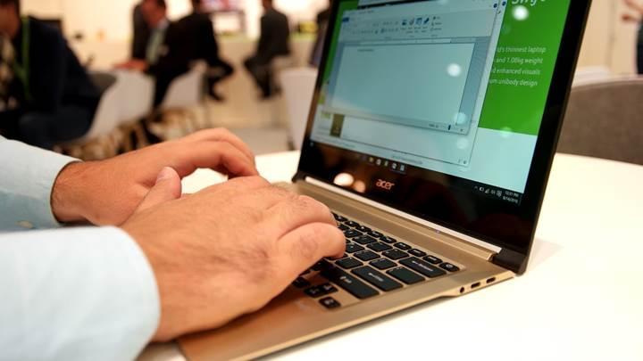 Karşınızda dünyanın en ince dizüstü bilgisayarı