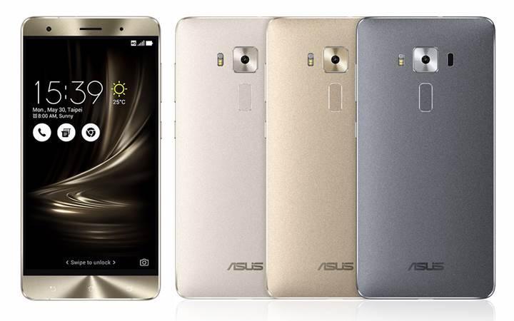 Asus ZenFone 3 ailesinin özelliklerine genel bakış
