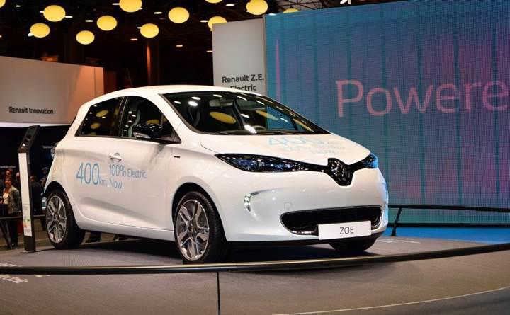 400 km menzilli Renault Zoe Z.E 40'ın batarya detayları ortaya çıktı