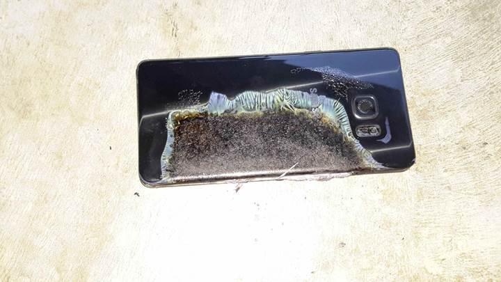 Samsung Galaxy Note 7 faciası iPhone satışlarını arttırıyor