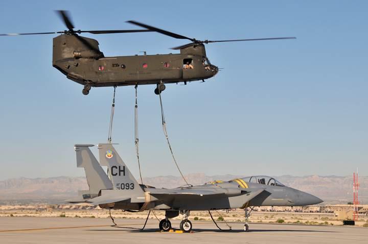 Türk Silahlı Kuvvetleri CH-47 Chinook videosu paylaştı