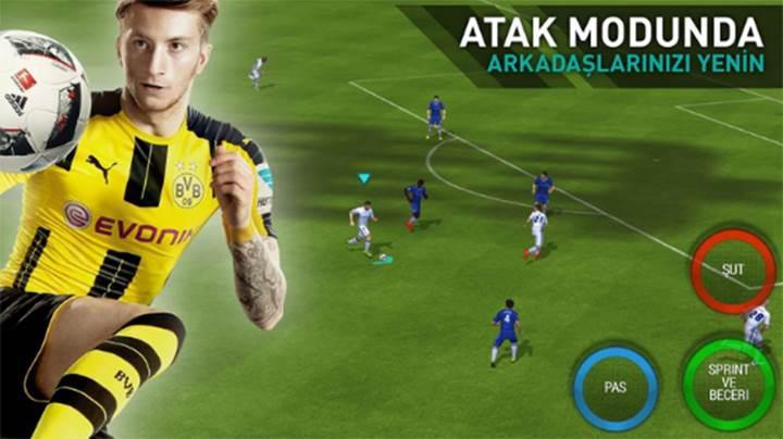 FIFA Mobile'ın resmi iOS ve Android sürümleri yayınlandı