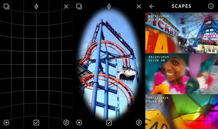 Google'dan 360 derecelik kamera uygulaması