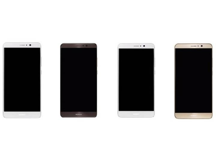 Huawei Mate 9 kavisli ekrana sahip olabilir