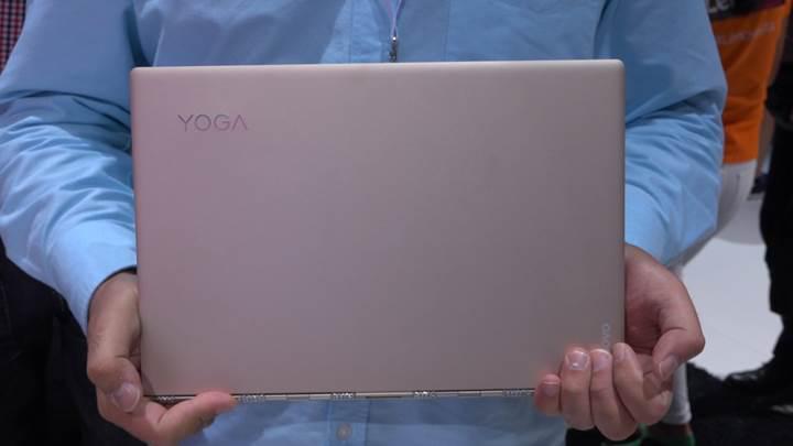 Şekilden şekile giren bilgisayar: Lenovo Yoga 910