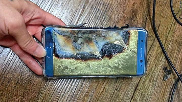 Samsung tüm Galaxy Note 7'leri hurdaya gönderiyor
