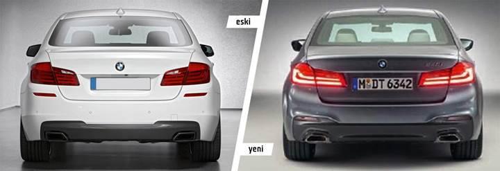 BMW 5 serisi resmen tanıtıldı: işte çok özel görüntüler ve yenilikler