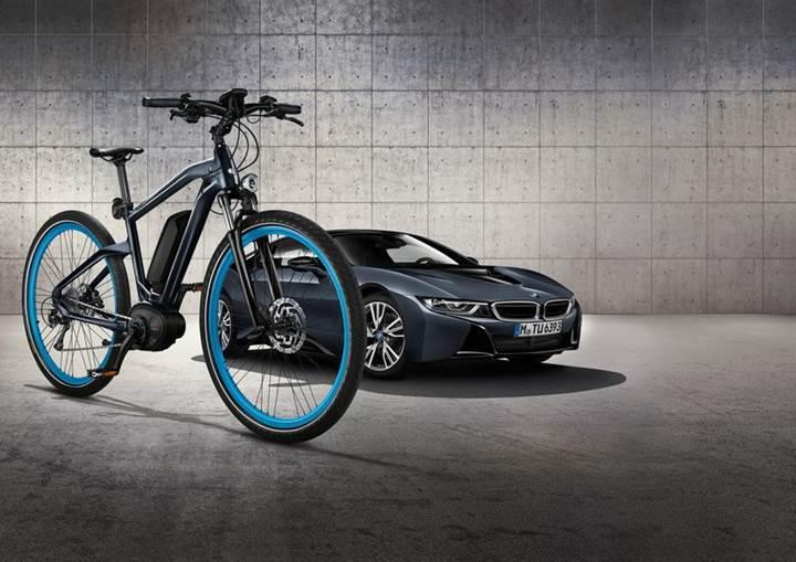 BMW'den yeni elektrikli bisiklet: BMW Cruise e-Bike Limited Edition