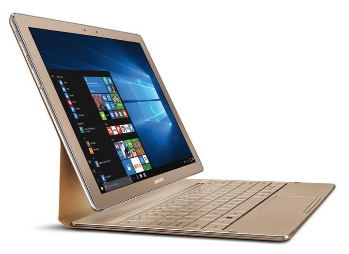 Samsung Galaxy TabPro S Gold Edition ile tanışın
